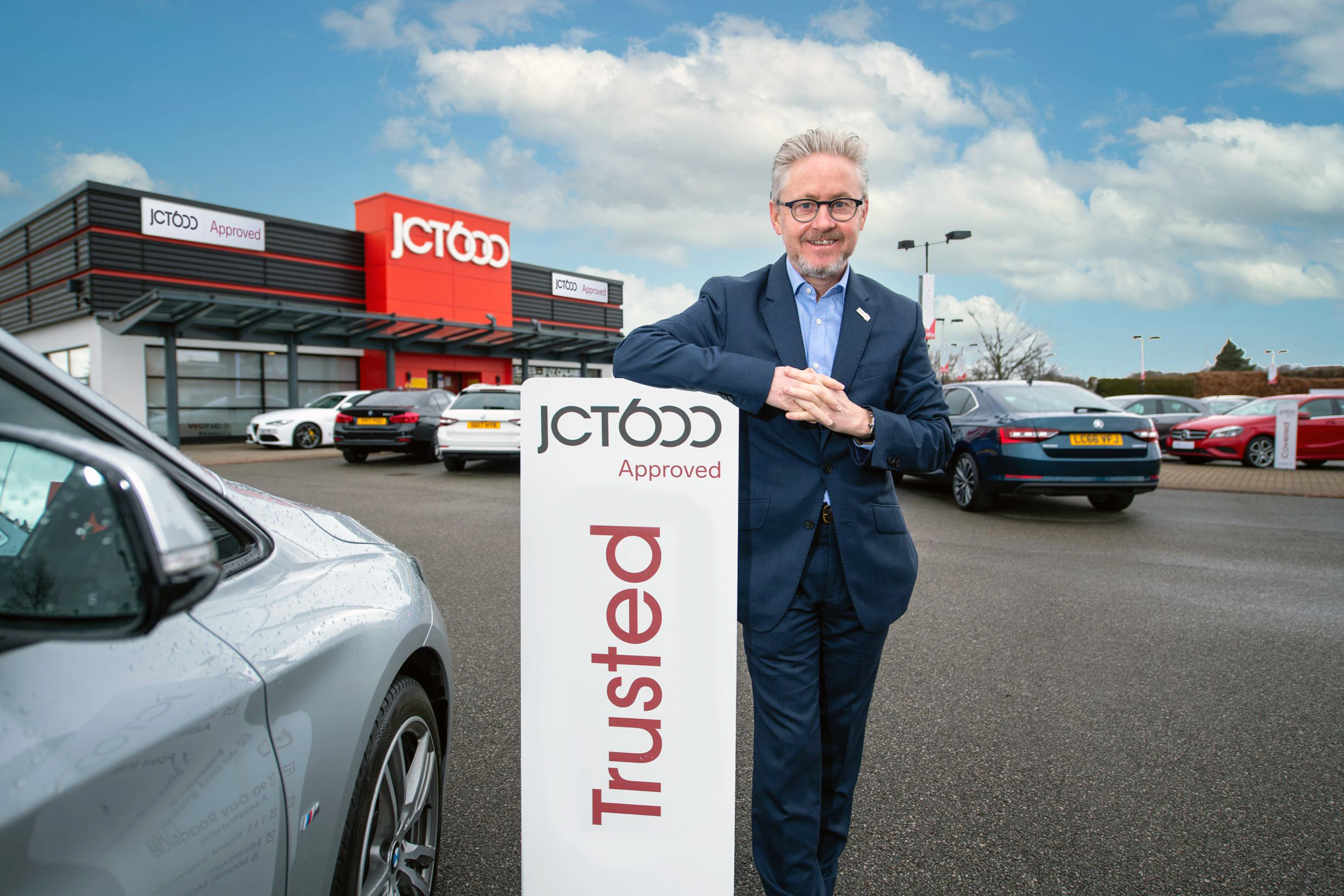 Yorkshire's Largest Family Business Celebrates Its 75th Anniversary And The Sale Of Over A Million Vehicles