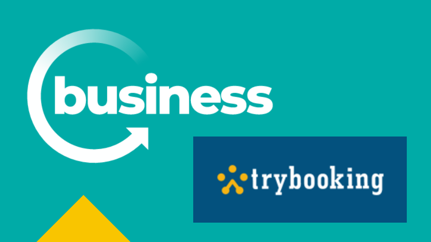 In Business meets Try Booking
